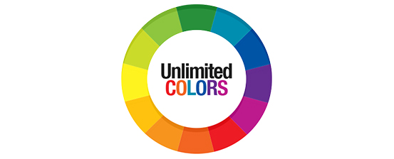 unlimited color option